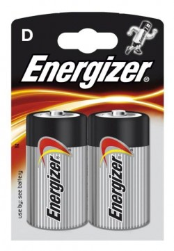 103632835 - Energizer Classic D Batteries 2 Pack