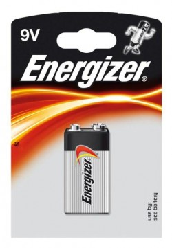 103635174 - Energizer Classic 9V Battery 1 Pack