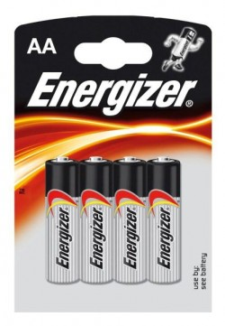 103635160 - Energizer Classic AA Batteries 4 Pack