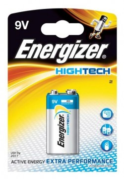 105635173 - Energizer HighTech 9V Battery 1 Pack