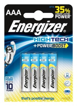 105635189 - Energizer HighTech AAA Batteries 4 Pack