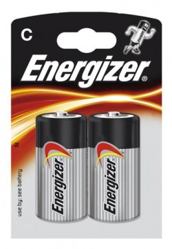103632834 - Energizer Classic C Batteries 2 Pack